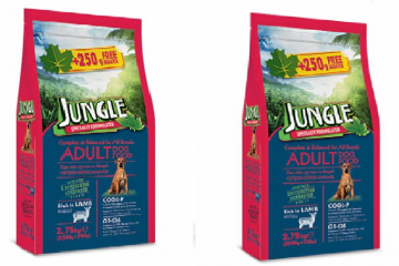 Jungle Köpek Maması